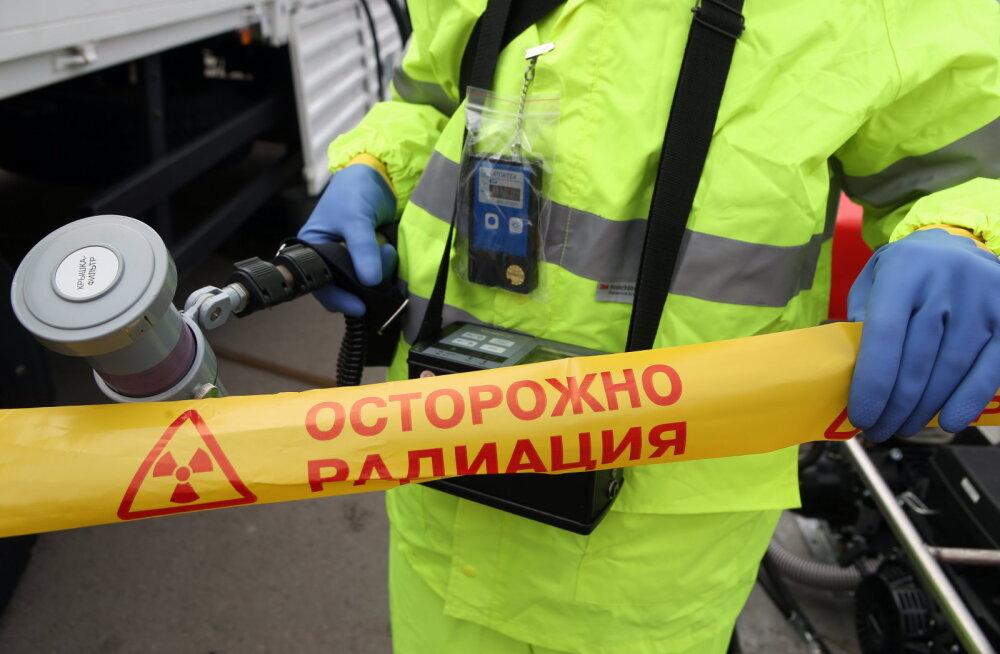Venemaa eitab seost radioaktiivse pilvega Läänemere kohal: meie tuumajaamades pole probleeme, kurtmist pole