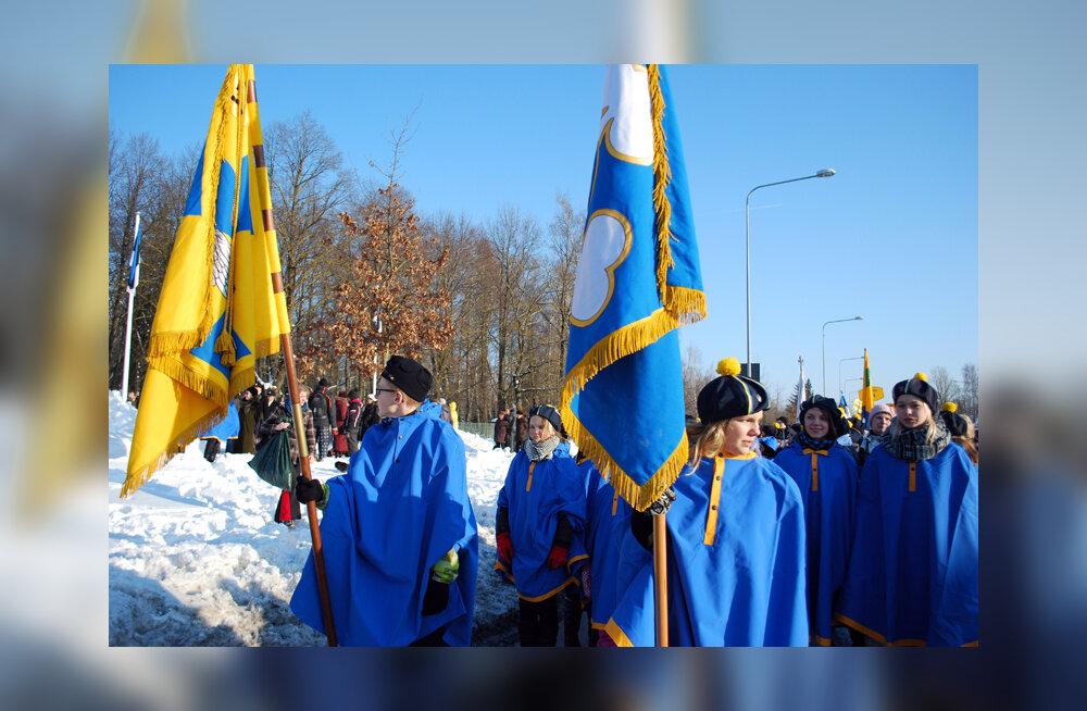 Eesti Vabariigi aastapäeva sündmused Pärnus, Sindis ja mujal maakonnas