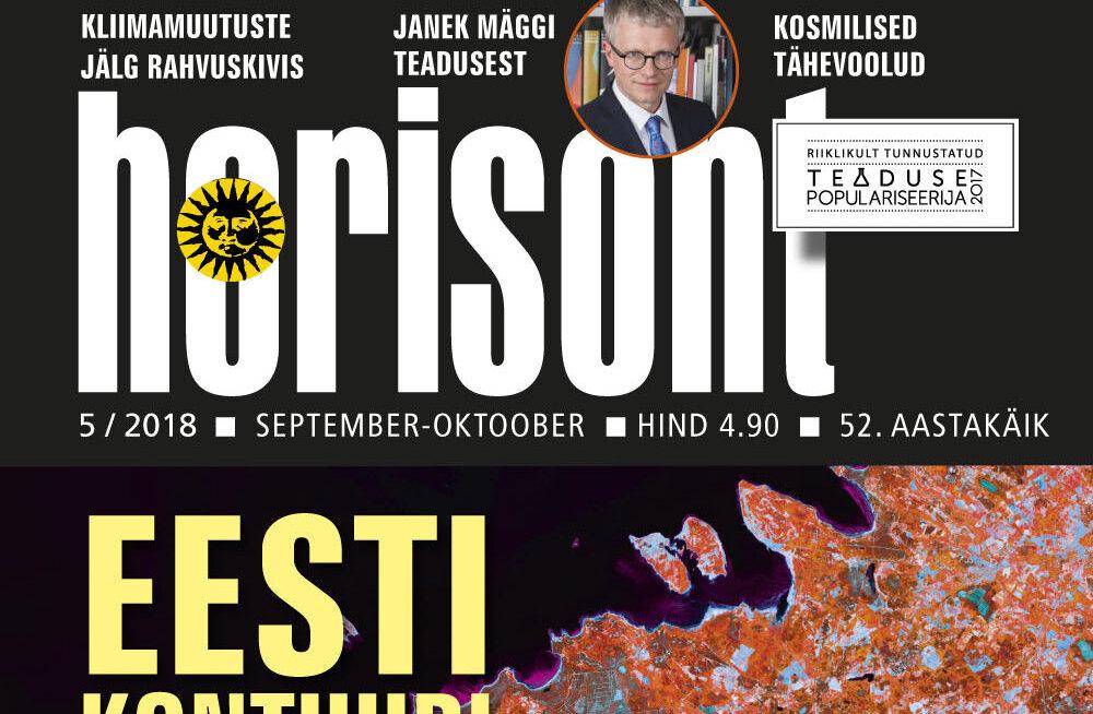 Sügisene Horisont: Eesti piirjoonte kujunemine, paesse peidetud kliimamuutuste jäljed ja tähevoolud