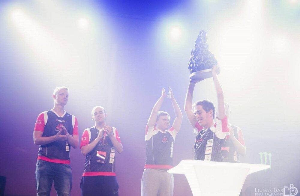 Eesti CS:GO meeskond WASD Sports osaleb Copenhagen Gamesil