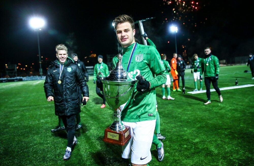 FC Flora vs Nõmme Kalju Superkarikafinaal 2016