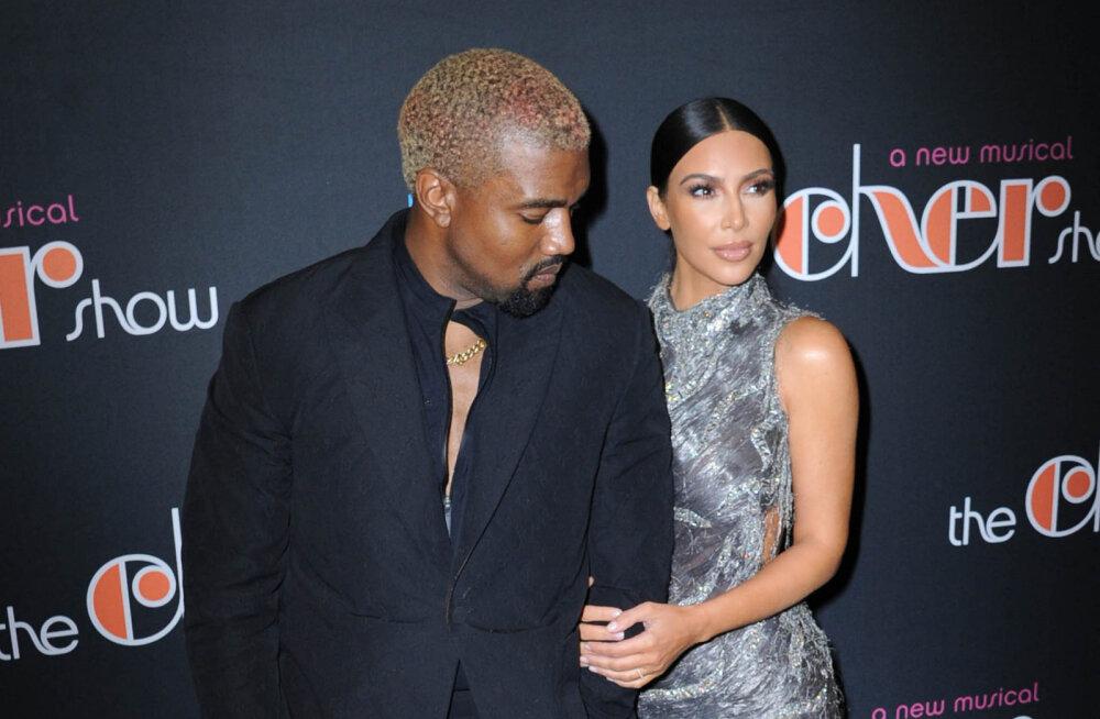 Palju õnne! Kim Kardashian saab neljandat korda emaks
