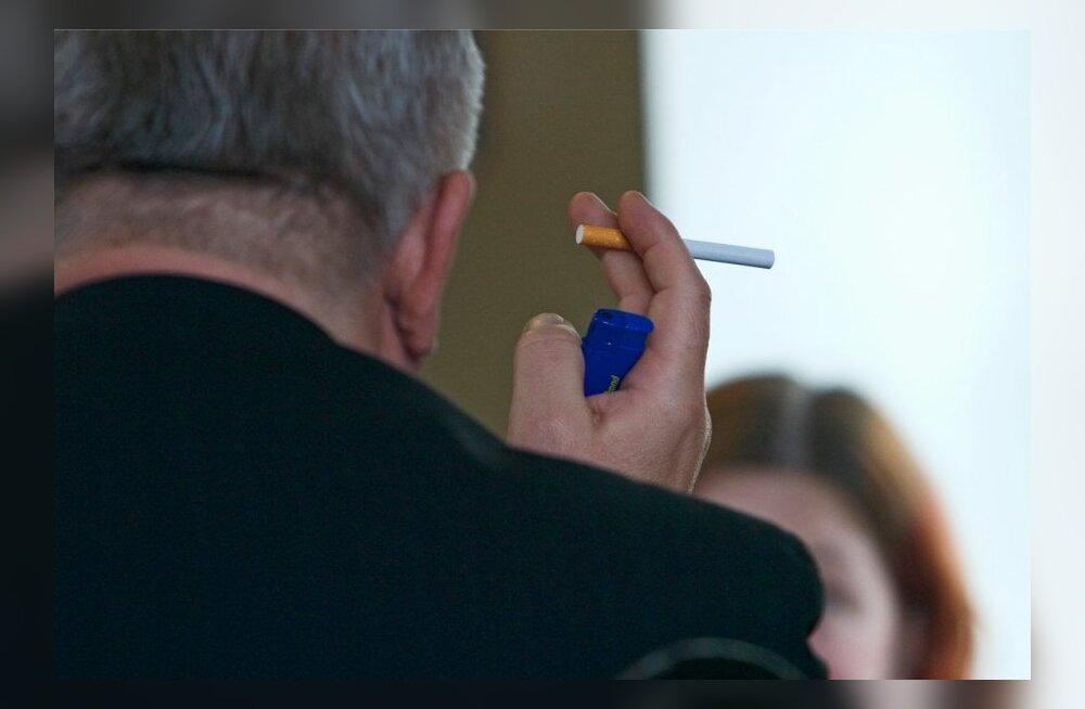 Lekkinud dokumendid: sigaretitootja on europarlamendis teinud võimsat lobitööd