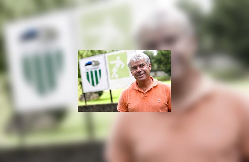 Levadia jalgpalliklubi omanik Viktor Levada