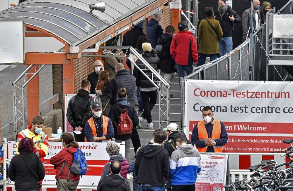 Euroopa Liit leppis kokku koroonaviiruse reisipiirangute ühistes kriteeriumides