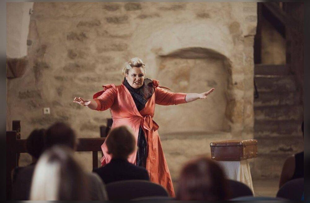 """Фестиваль """"Дни оперы в Нарве ContempArt"""" посетило более 1500 зрителей"""