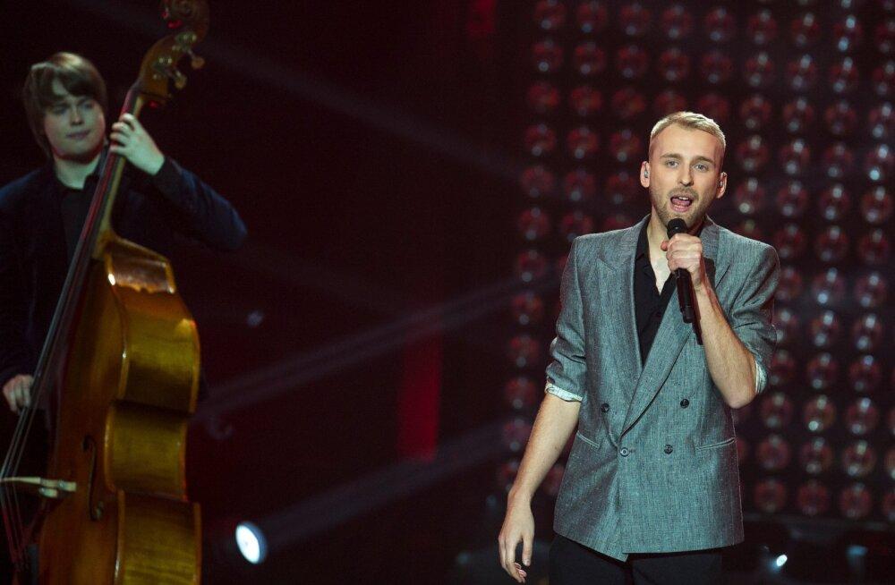 Eesti Laul finaal 2015 läbimäng