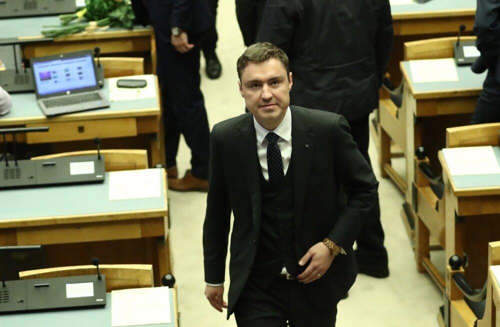 От полного провала до министерского кресла и Европарламента. Пять вариантов развития карьеры Рыйваса