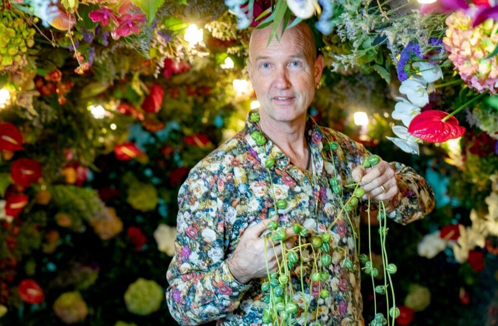 Переехавший из Амстердама в Эстонию флорист: для меня качество жизни здесь намного лучше