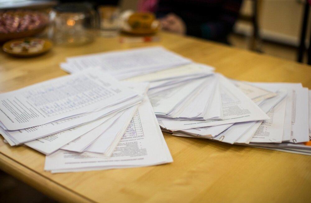 Lasteaednike allkirjad riigikogule