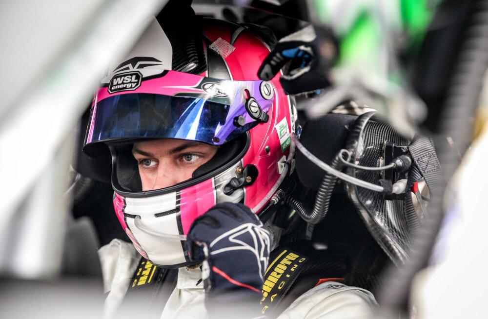 Eesti võidusõitja naaseb Saksamaalt kahe esikohaga
