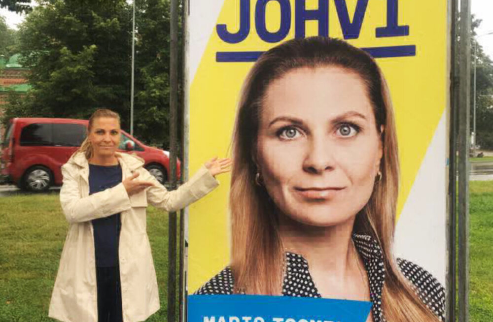 Ида-вирумааские реформисты идут на выборы в парламент, обещая снижение алкогольного акциза и единую систему образования на эстонском языке