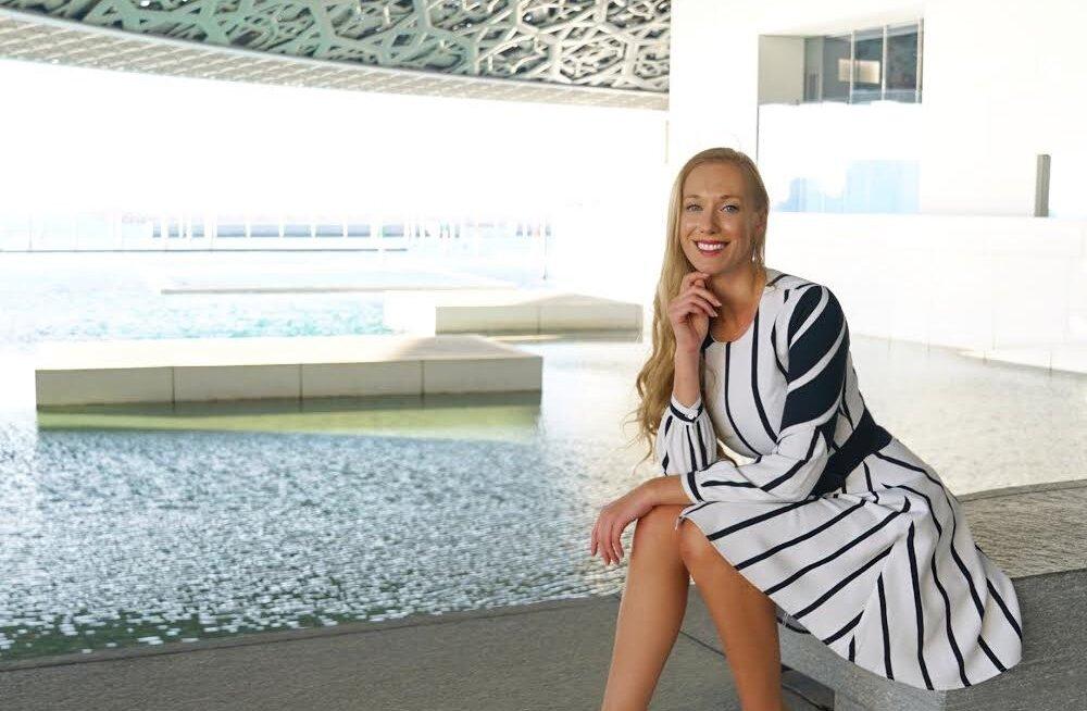Charlene Rennit leidis Abu Dhabist armastuse: hetkel ma siit ei koliks