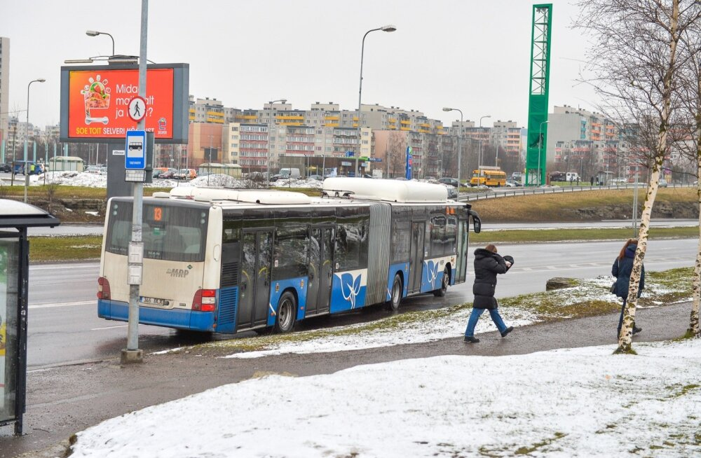 TLT peab kahe nädalaga leidma üle saja bussijuhi. Tulevikus läheb asi aga veel kriitilisemaks