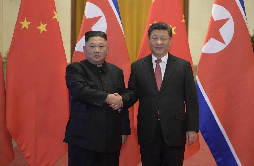 Millest kõneleb Kim Jong-uni ja Xi Jinpingi neljas kohtumine?