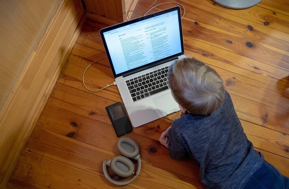 E-õpe, koduõpe, distantsõpe