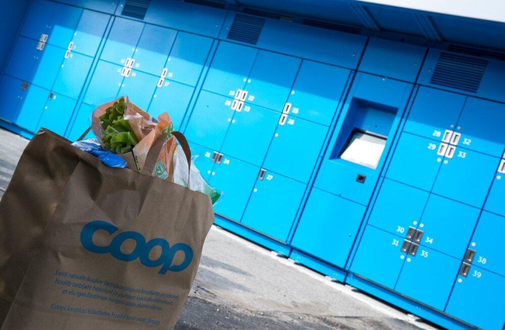 eCoop toob kaupa transporditasuta
