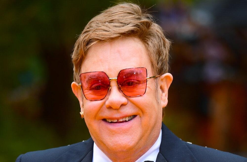 VIDEO | Maruvihane Elton John viskas 3000eurose käekoti eralennukist alla: jätke see tüdruk rahule, v***d!