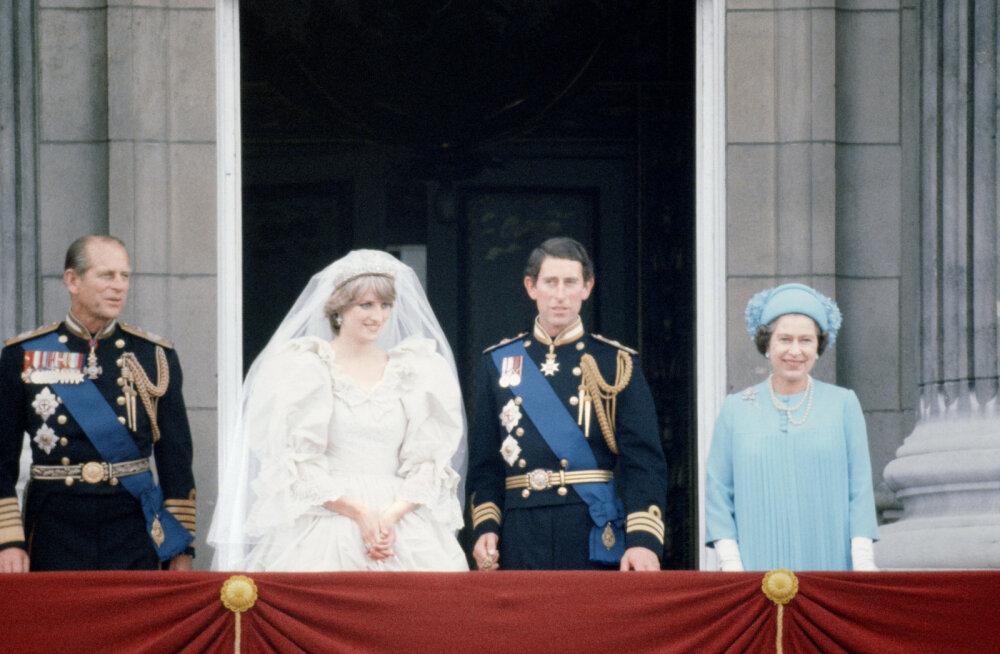 10 salajast detaili, mida sa printsess Diana pruutkleidi kohta ei teadnud