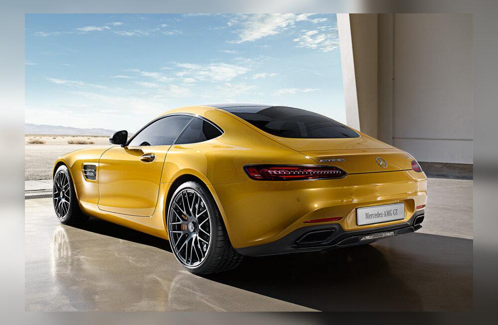 Mis loogikal Mercedes-Benzi mudelinimed põhinevad? Varsti muutub mõistmine kergemaks