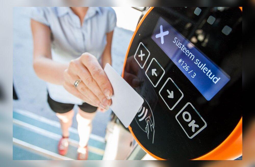 Korduma kippuvad küsimused: Mida teha, kui validaator ühiskaardile ei reageeri?