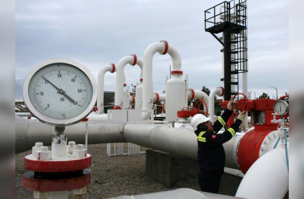 Venemaa alandas Lätile müüdava gaasi hinda 15 protsenti