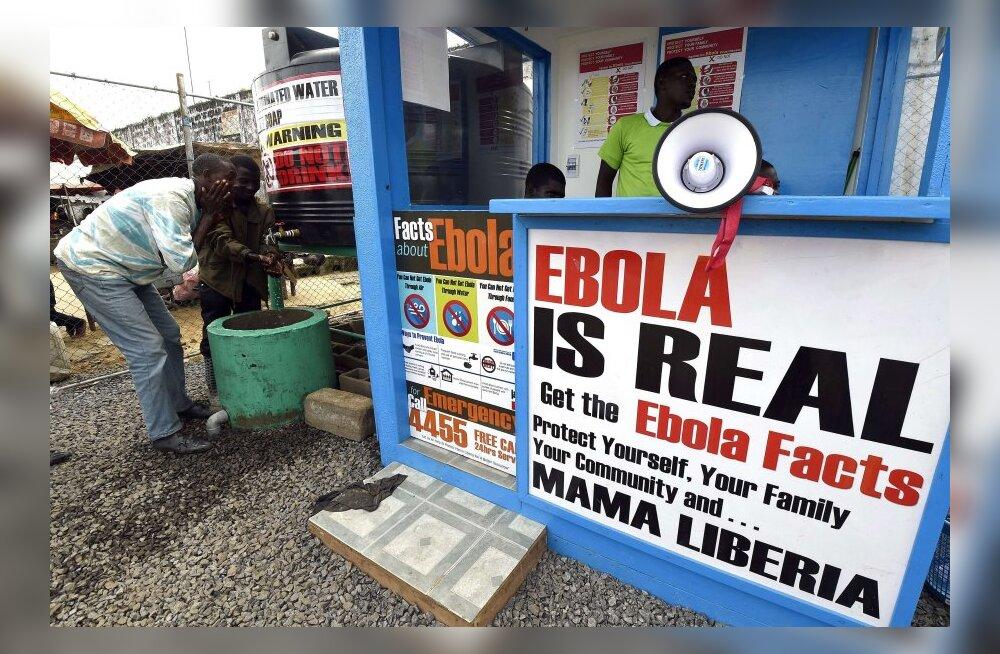 Ebola levis USA-sse: kas surmahaigusest on võimalik ka jagu saada?