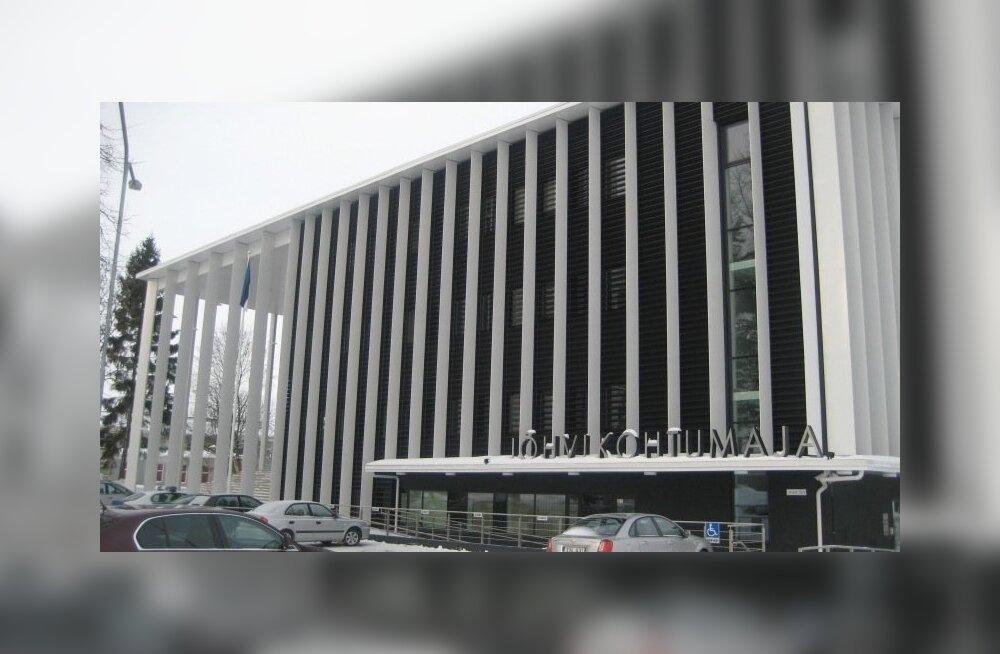 Поиском источника вони в здании Вируского окружного суда в Йыхви займутся ученые