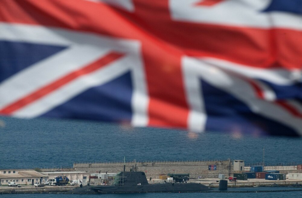 Suurbritannia lipp.