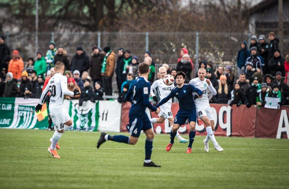 Maardu linnameeskond - FC Flora