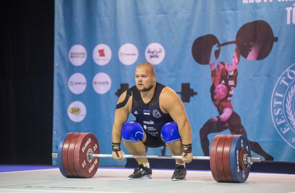 Mart Seim sõidab kolmeks kuuks Ukrainasse treenima.