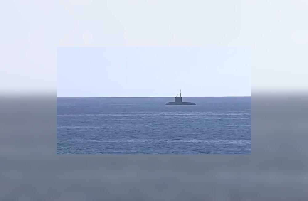 Venemaa teatas Poola ja Vene allveelaevade kokkupõrkest, Poola sõnul on see propaganda
