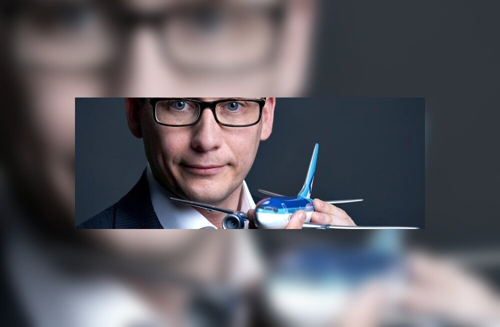 Estonian Airi uus president ja juhatuse esimees on Tero Taskila