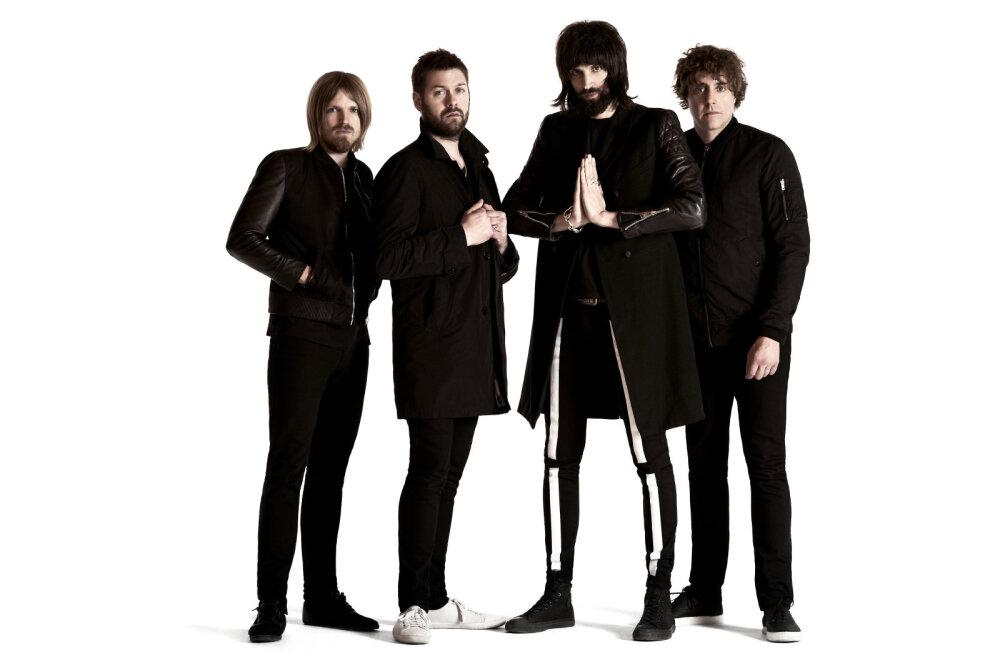 Rokisõber, rõõmusta: Õllesummer Festivali esineb Briti indie-rocki bänd Kasabian