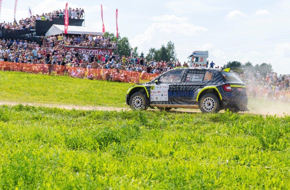 Rally Estonia huvipuuduse all ei kannata, aga kuhu panna kõik need inimesed, kes tahaks rallit vaadata ja raha kulutada?
