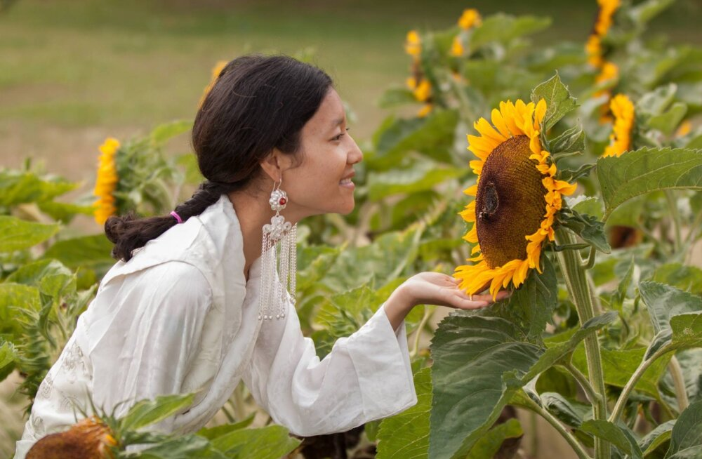 Tiibeti jogiini Drukmo Gyali õnne valemi viis elementi