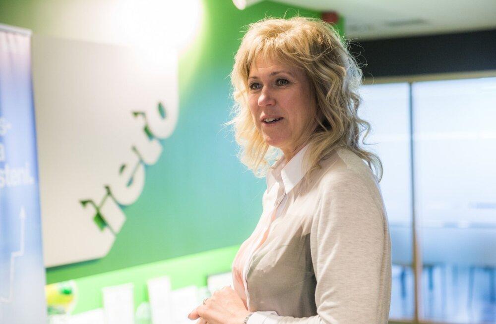 Tieto Eesti juht Anneli Heinsoo
