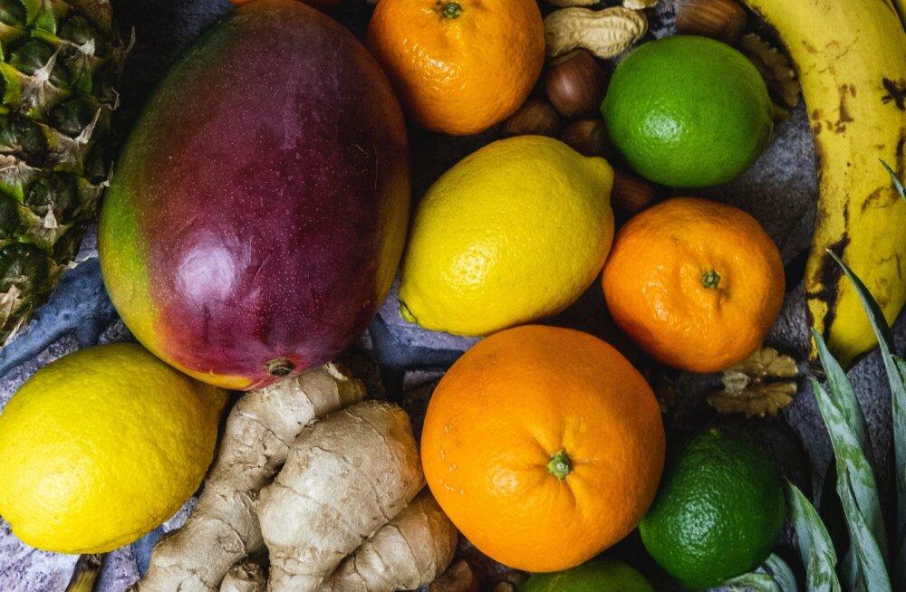 ILUNIPP | Kui su näonahale tekib ootamatult inetu vistrik, siis just see puuvili aitab sellest kiiresti lahti saada