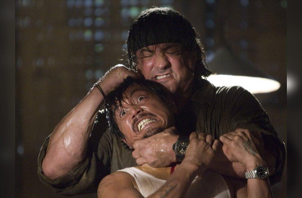 Rambo naaseb jälle – videomängus!