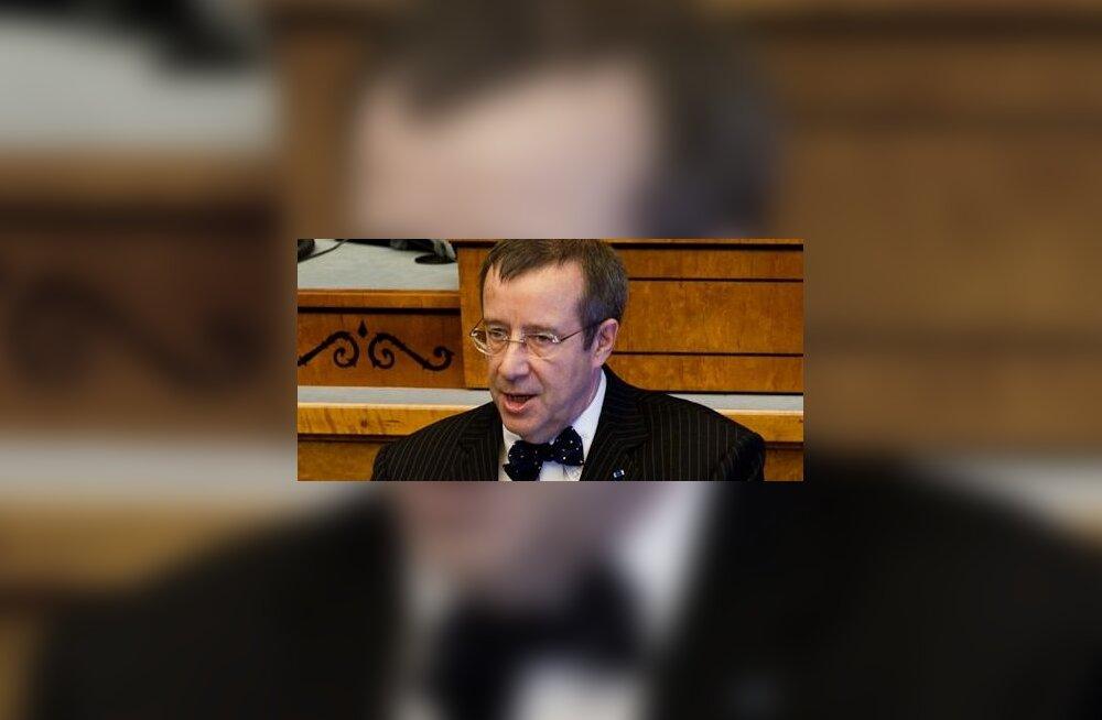 """President Ilves kuulutas välja """"pronksiöö seaduse"""""""