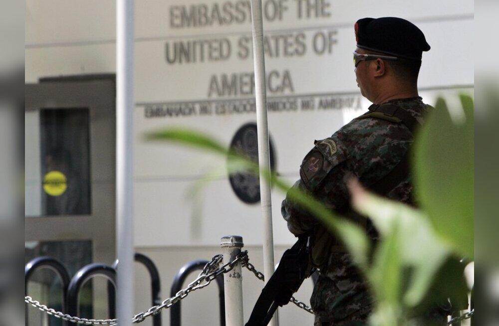 USA sulges diplomaatilised esindused Pakistanis