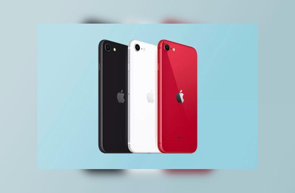Jah, uus iPhone SE on nagu kahe ja poole aasta tagune iPhone 8, aga heas mõttes