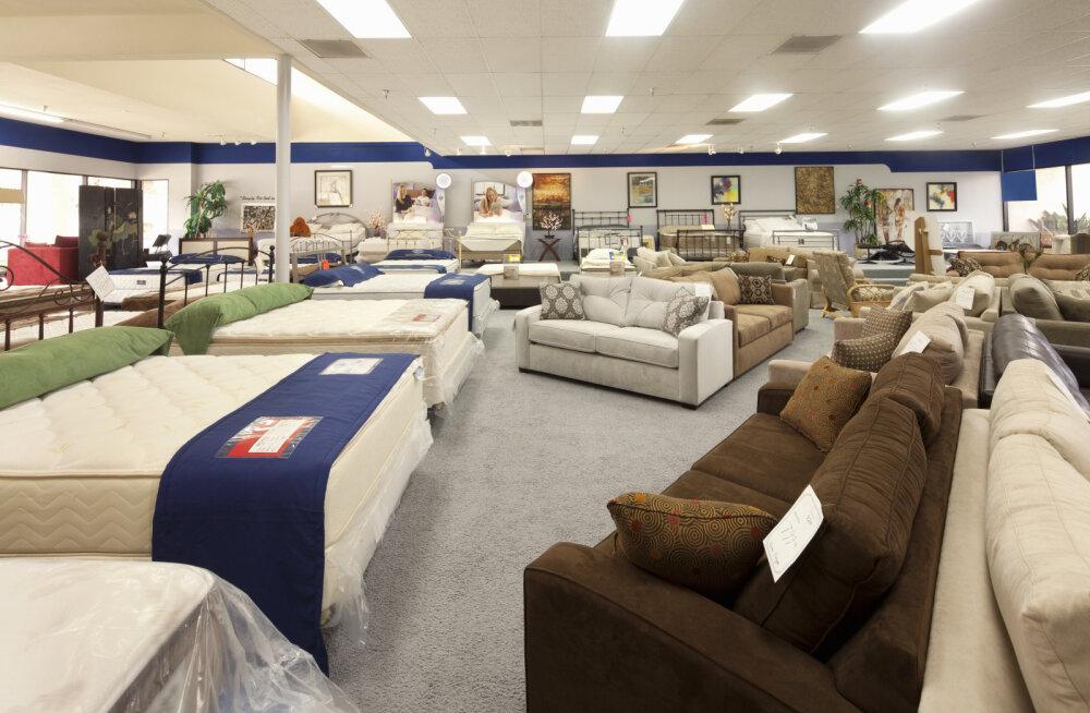 Algas suur kevadine hinnasula mööblile ja kodusisustusele: vaata, mis poed müüvad kaupa kuni 80 protsenti soodsamalt!