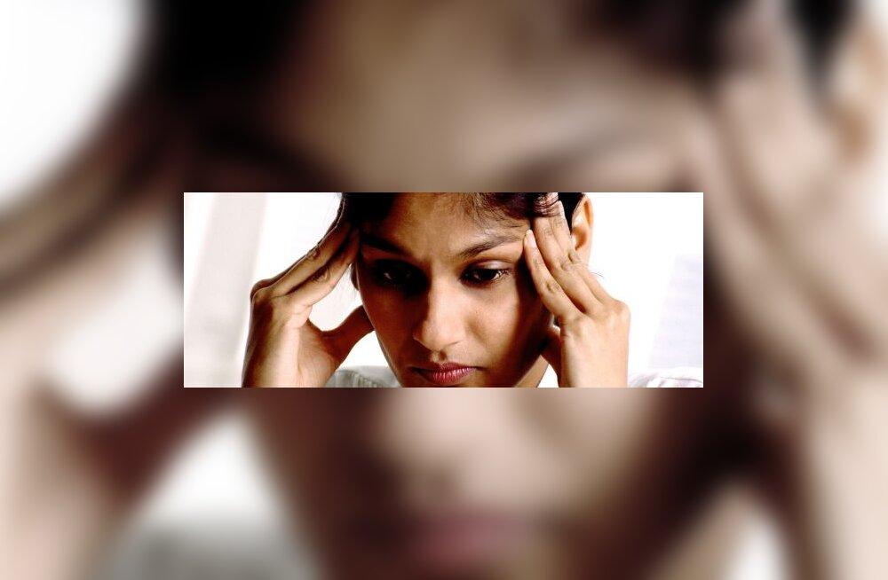 Ere valgus süvendab migreenivalusid
