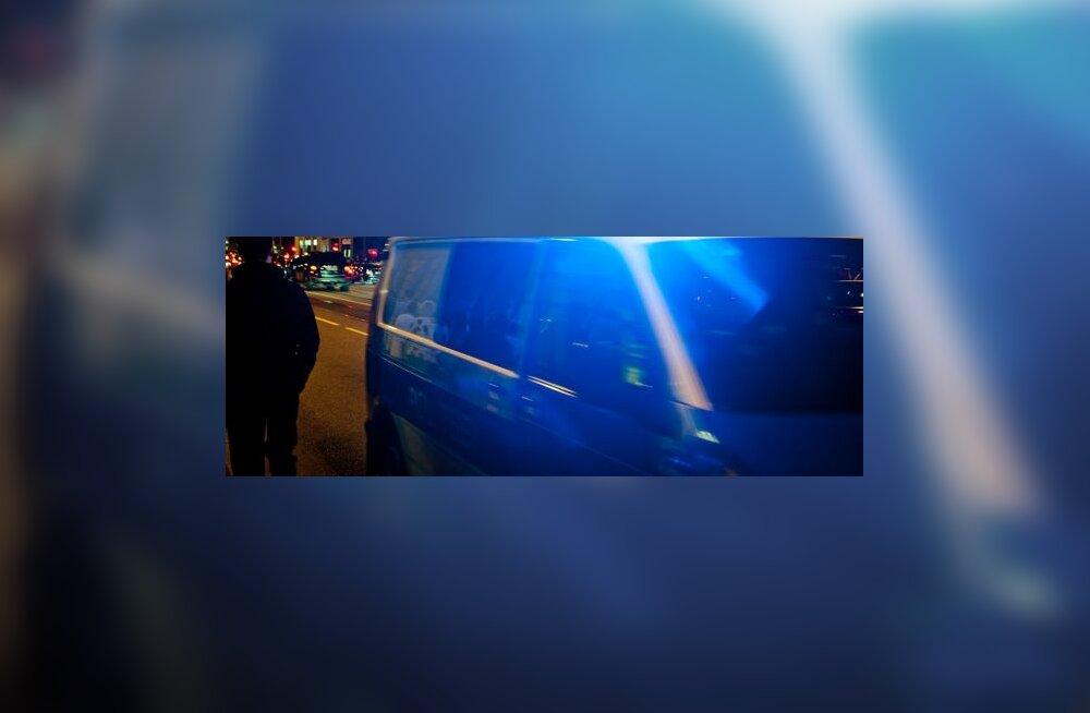 Кражи и нападения в Харьюмаа и Таллинне