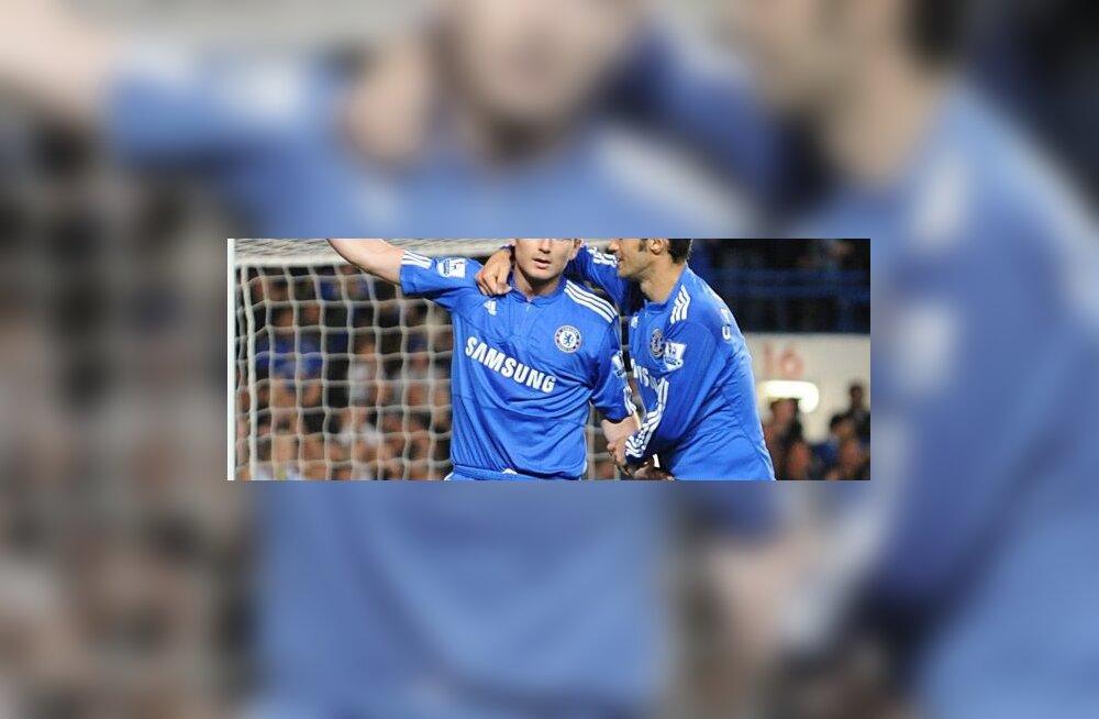 Lampard, Chelsea
