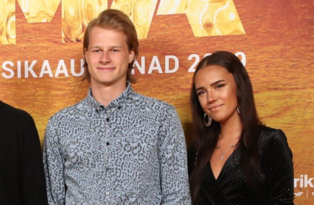 FOTO | Uus kuum paar! Madeleyn Kurg semmib nublu DJ-ga