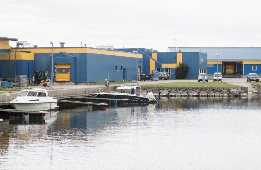 Vettel OÜ kalatööstus Saaremaal
