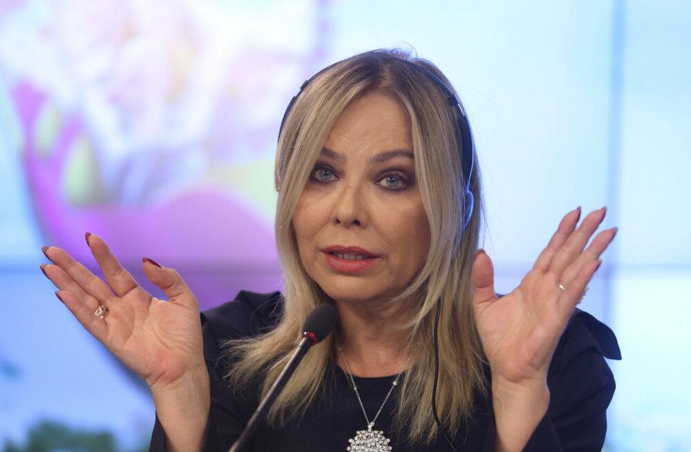 Вечер с Путиным стоил итальянской актрисе полгода тюремного заключения