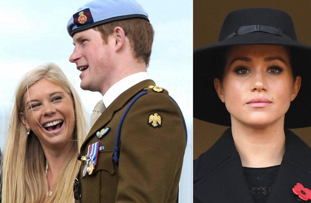 Kuidas Meghan reageeris? Prints Harry kohtus enne Kanadasse kolimist oma ekspruudiga